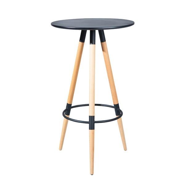 Barová stolička Molde Black, 105 cm