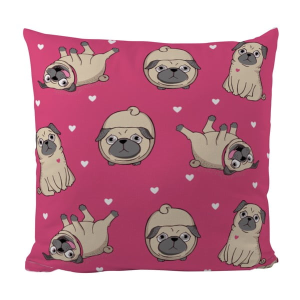 Vankúš Love Pug