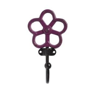 Háčik Flower, ružový
