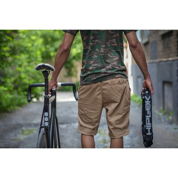 Zámok na bicykel Hiplok Lite Urban Green