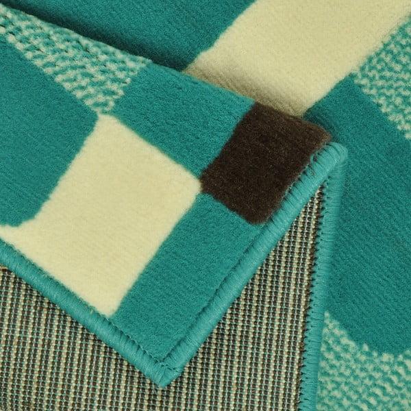 Modrý koberec Hanse Home Hamla Retro, 120×170cm