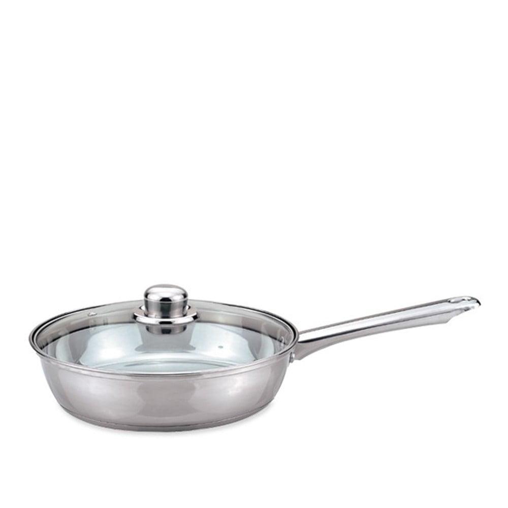 Panvica s pokrievkou Sabichi Essential Frying, 24 cm