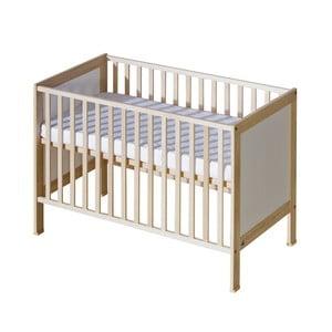 Detská postieľka KICOTI Easy, 60×120cm