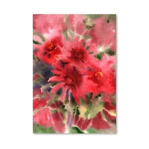 Plagát Blanket Flowers od Suren Nersisyan