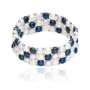 Perlový náramok Nova Pearls Copenhagen Félicité