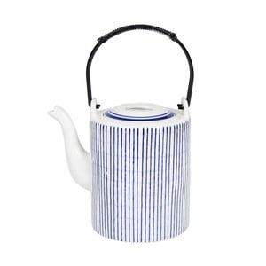 Porcelánová kanvica Blue, 1 l
