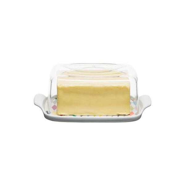 Miska na maslo Sagaform Check Butter Dish