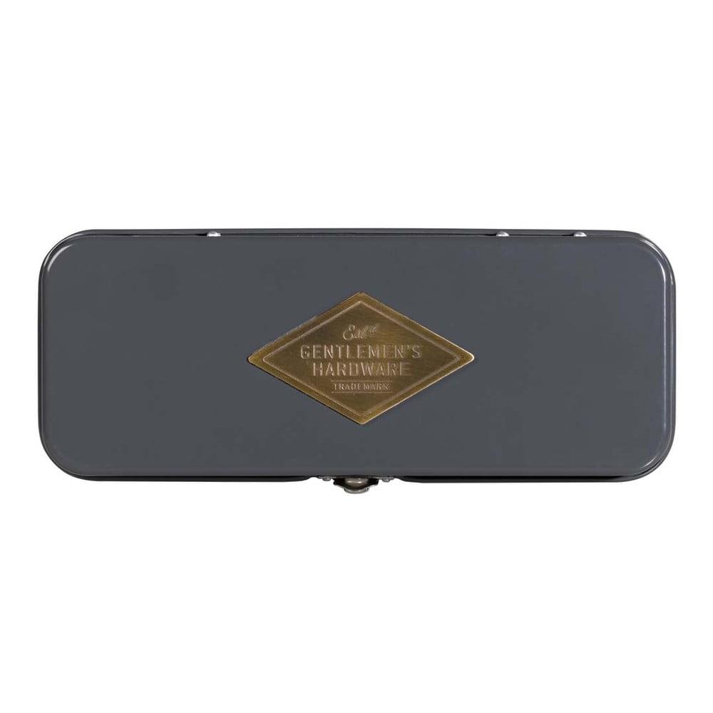 Plechová škatuľka na náradie Gentlemen's Hardware