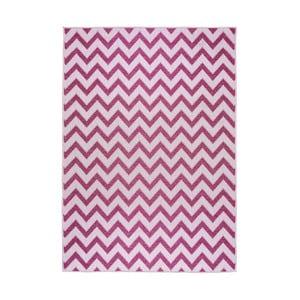 Ružový koberec Flair Rugs Trieste, 120×170 cm