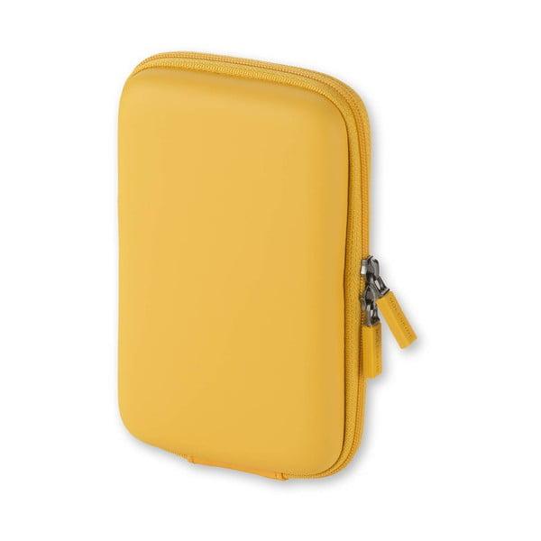Univerzálne puzdro Moleskine Shell, žlté