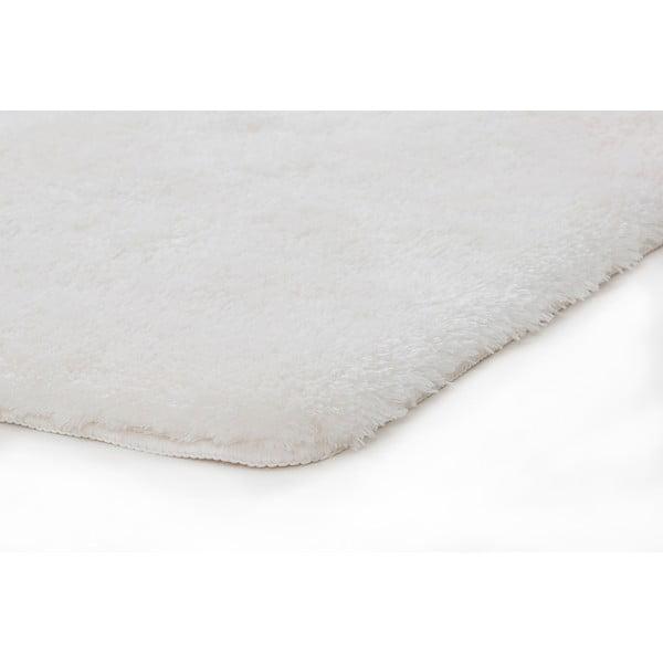Sada 2 kúpeľňových predložiek s výrezom Spotlight White