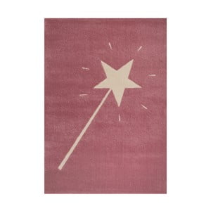 Růžový koberec Zala Living Fairy Home, 120×170 cm