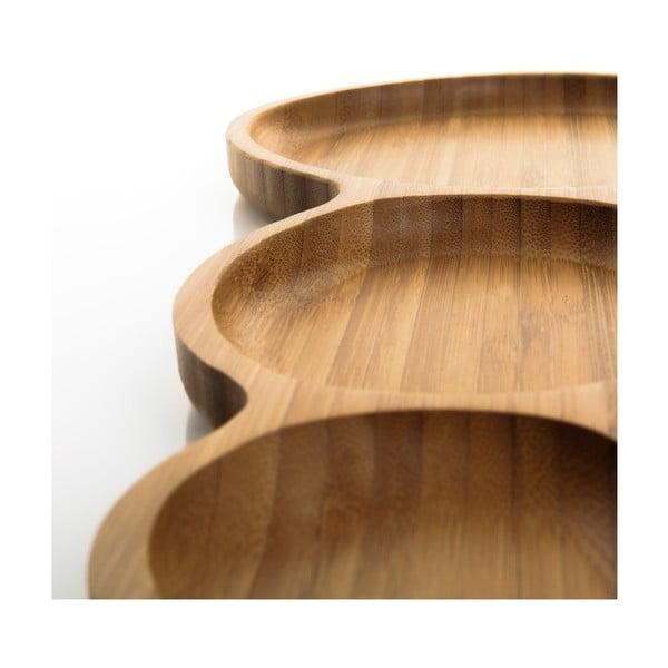 Bambusový servírovací podnos Arangini