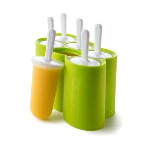 Zelená forma na 6 nanukov Zoku Classic Pop