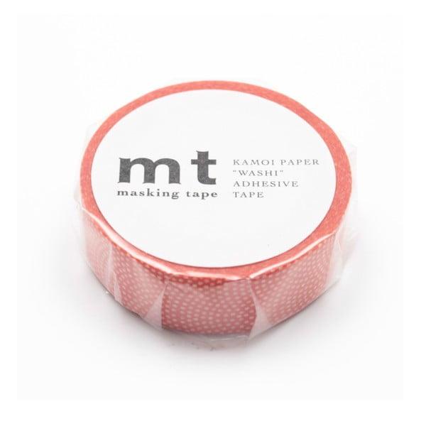 Washi páska MT Masking Tape Fleur, návin10m