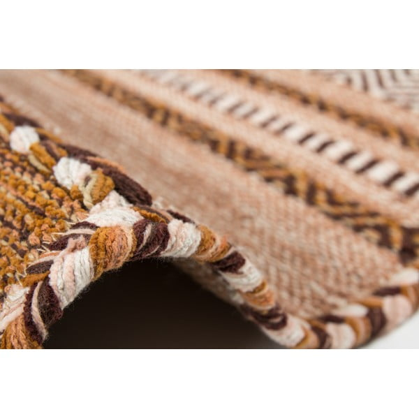 Koberec Native Brown, 160x230 cm