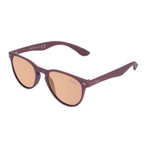 Slnečné okuliare David LocCo Globetrotter Peak Roja