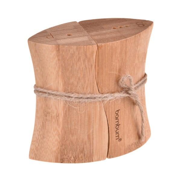 Bambusová soľnička s koreničkou Bambum Nuuna
