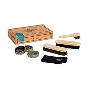Set na čistenie obuvi Hardware Cigar