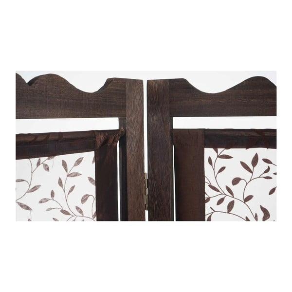 Paravan Heart Brown, 161x170 cm