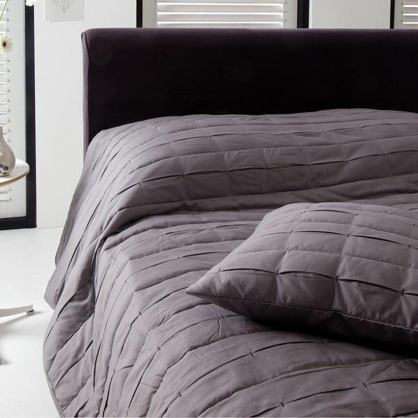 Prikrývka na posteľ Ritual Walnut, 220x270 cm