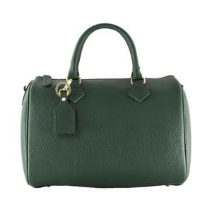 Zelená kabelka Chicca Borse Rossi