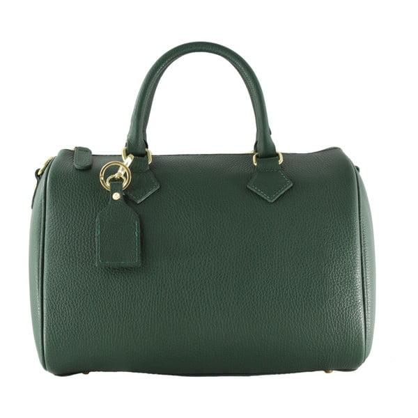 Zelená kabelka Chicca Borse Hannah