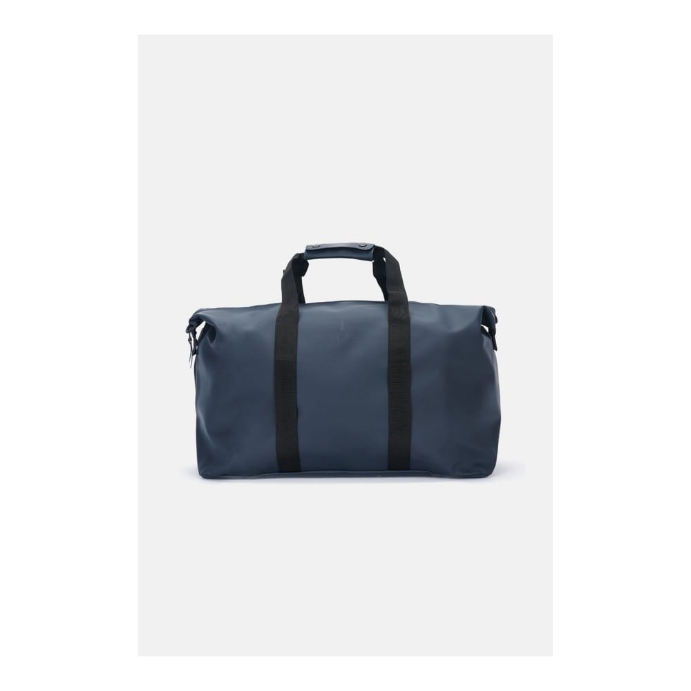 d3e1b868585c6 Tmavomodrá športová taška s vysokou vodeodolnosťou Rains Weekend Bag ...