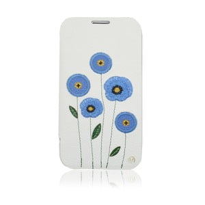 Obal na Samsung Galaxy S4 Poppy Flower