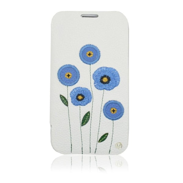 Obal na Samsung Galaxy S4 Poppy Flower