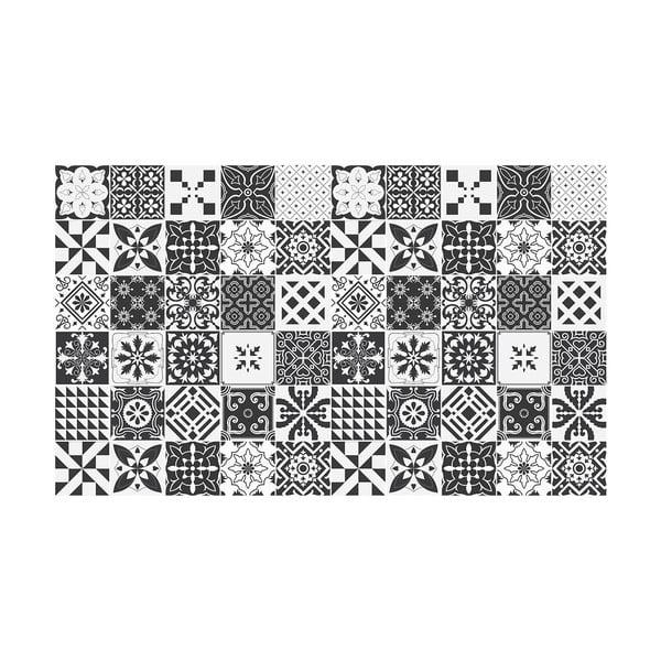 Sada 60 dekoratívnych samolepiek na stenu Ambiance Allizéa, 10×10 cm