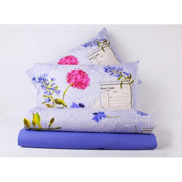 Sada prikrývky, obliečky na vankúš a plachty Love Colors Holly, 160 x 240 cm