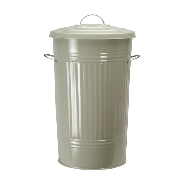 Zelený odpadkový kôš Garden Trading Bin in Kitchen, 46 l
