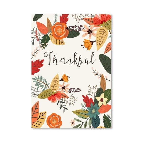 Plagát od Mia Charro - Thankful