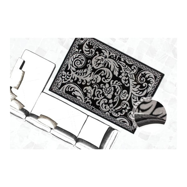 Koberec Altair 162 Silver, 160x230 cm