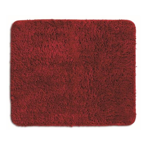 Červená kúpeľňová podložka Kela Livana
