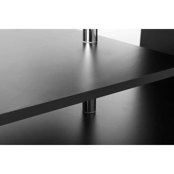 Konferenčný stolík Dilek Black