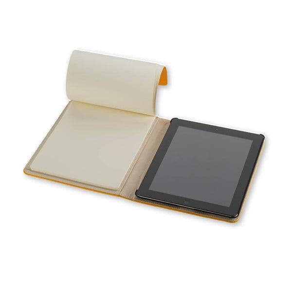Obal na iPad 3/4 Moleskine, žltý