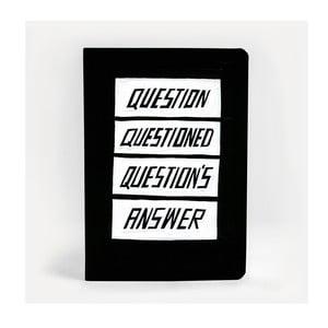 Poznámkový blok U Studio Design Questions