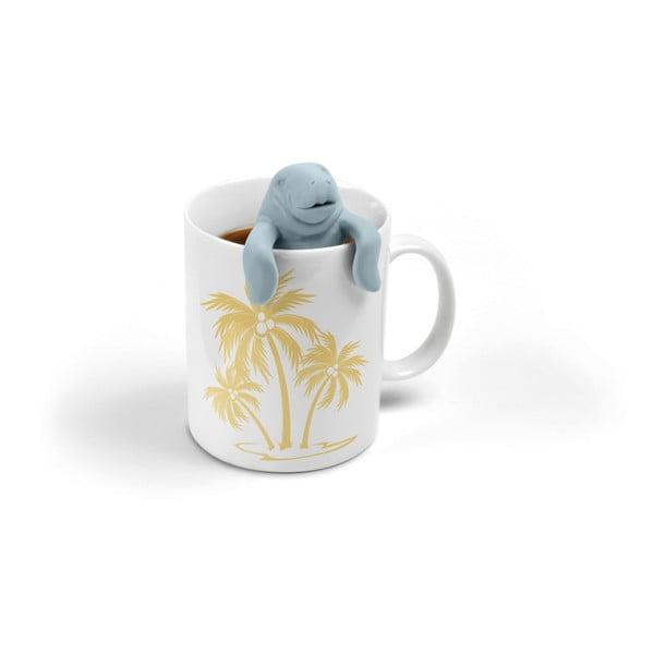 Silikónové sitko na čaj Fred & Friends Manatea