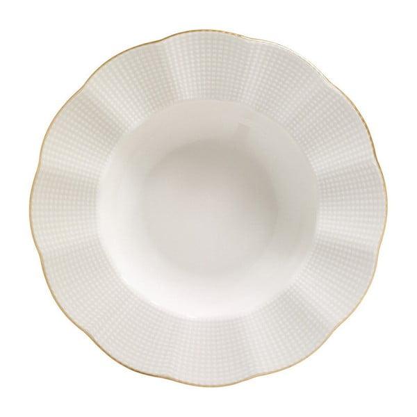 24-dielna sada tanierov z porcelánu Kutahya Waves