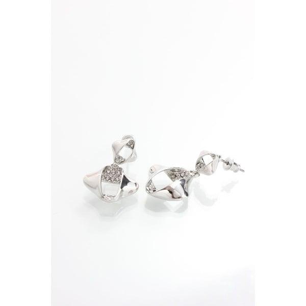 Náušnice so Swarovski krištáľmi Yasmine Crystals