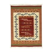 Ručne tkaný koberec Kilim Classic AK04 Mix, 95x155 cm