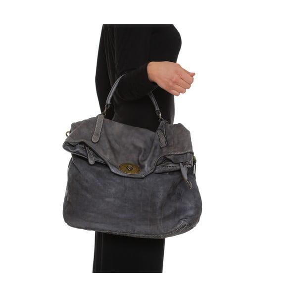 Kožená kabelka Anna Luchini 3 Jeans