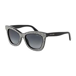 Slnečné okuliare Jimmy Choo Flash Black Silver/Grey