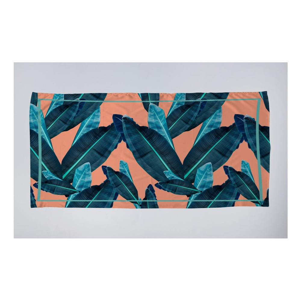 2e2b5112d Dámska šatka Madre Selva Leafes, 70 × 50 cm | Bonami