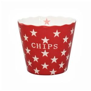 Miska na chipsy Krasilnikoff Red Star