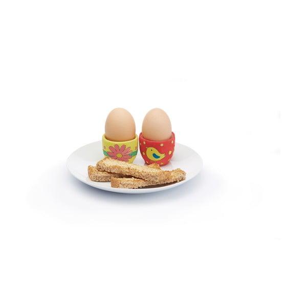 Sada veľkonočných kalíškov na vajcia k vymaľovaniu Hoppity