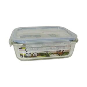Odolný sklenený box na potraviny Utilinox, 400 ml