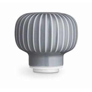 Svetlosivá porcelánová úchytka na dvere Kähler Design Hammershoi